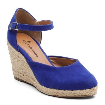 Sandália Espadrille Violanta Amapá Azul Escuro - Violanta Calçados Femininos