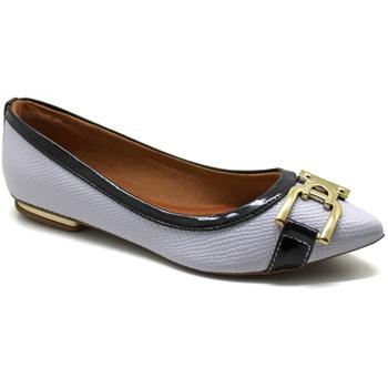 Sapatilha Violanta Istambul Branco - Violanta Calçados Femininos