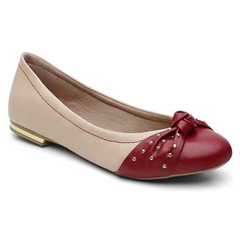Sapatilha Violanta Aurora Rosa Velho - Violanta Calçados Femininos