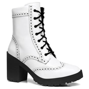 Bota Violanta Jamaica Branca - Violanta Calçados Femininos