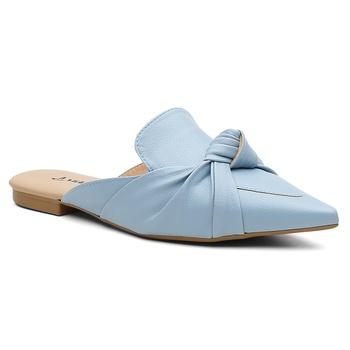 Mule Violanta Maceió Azul - Violanta Calçados Femininos