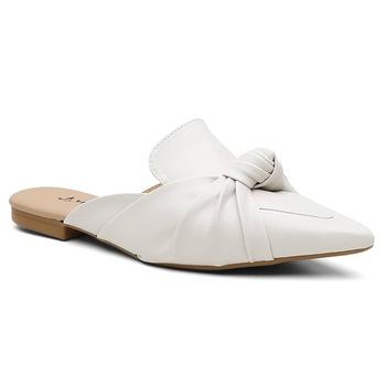 Mule Violanta Maceió Off White - Violanta Calçados Femininos
