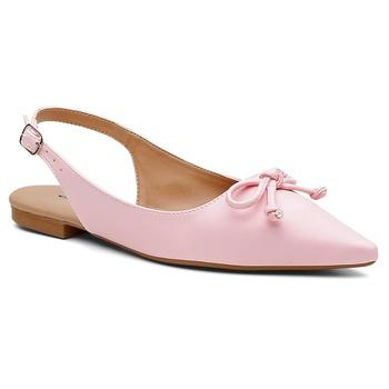 Sapatilha Violanta Aratuba Rosa - Violanta Calçados Femininos
