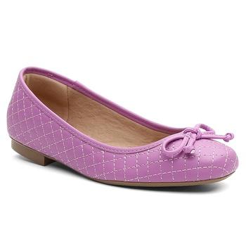 Sapatilha Violanta Carandaí Lavanda - Violanta Calçados Femininos