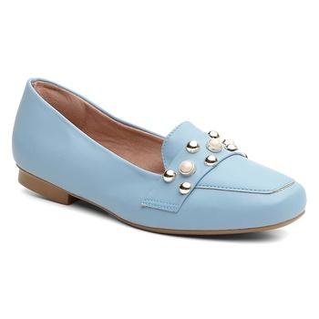 Sapatilha Violanta Tunes Azul - Violanta Calçados Femininos