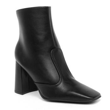 Bota Violanta Nanuque Preto - Violanta Calçados Femininos