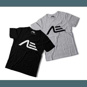 Kit 2 Camisetas Masculina Adaption Preta/cinza - Adaption