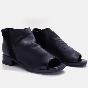 Ankle Boot Florença Preto - FL005/016 - Balatore Shoes