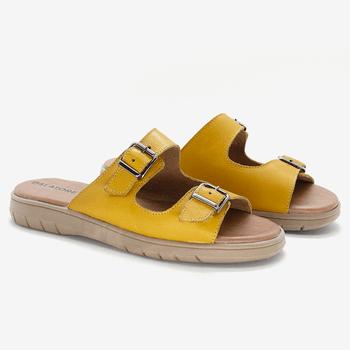 Birken Nômade Amarela - SN009/002 - Balatore Shoes