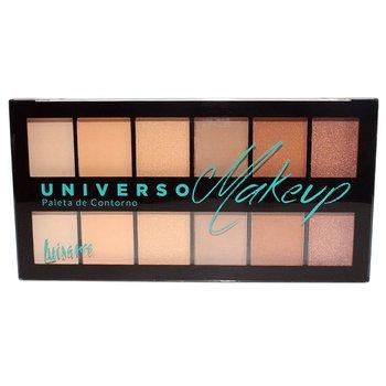 Paleta de Contorno Universo Makeup Luisance *