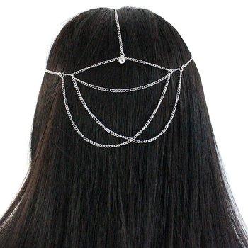 Headband Gypsy Prata