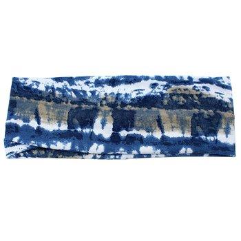 Faixa De Cabelo Nena Azul Marinho