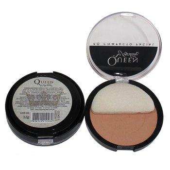Pó Compacto Facial Queen Cor 03 *