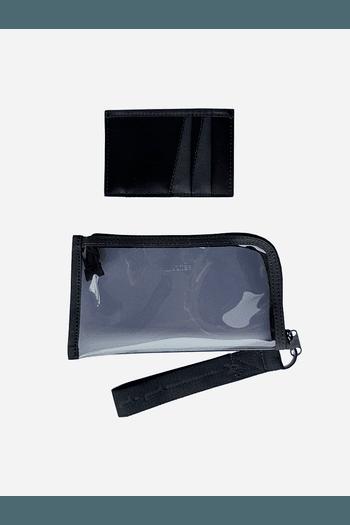 Kuori All Black - Case + Porta-Cartões - ALINEA-BR