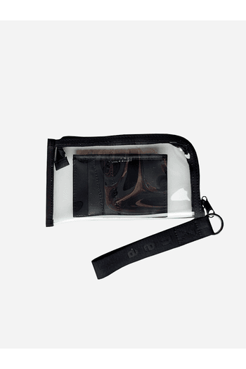 Kuori Cristal Black - Case + Porta-Cartões - ALINEA-BR