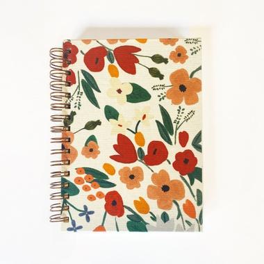 Caderno Flora - ATELIER COUVERT