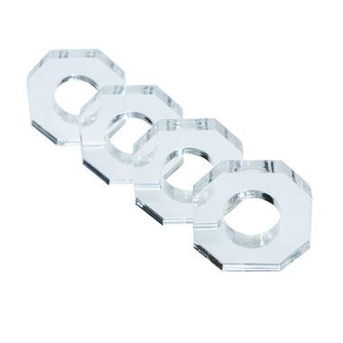 Set de Porta guardanapos Acrílico - ATELIER COUVERT