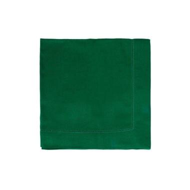 Guardanapo Linho verde escuro - ATELIER COUVERT