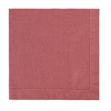 Guardanapo linho rosa antigo - ATELIER COUVERT