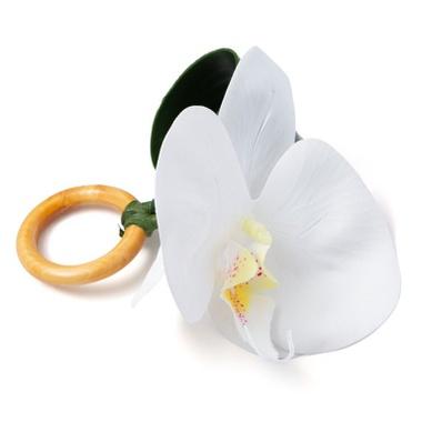 Porta Guardanapo Phalaenopsis Branca - ATELIER COUVERT