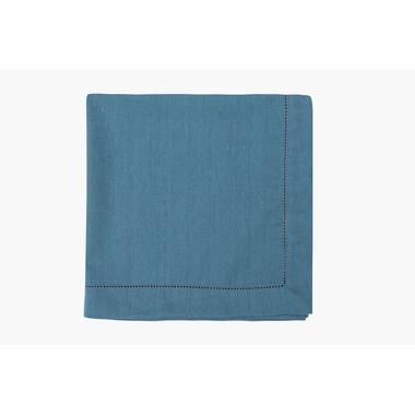 Guardanapo linho azul índigo - ATELIER COUVERT