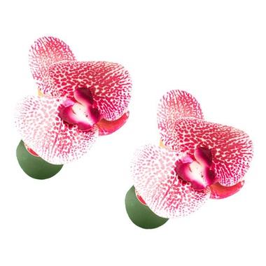 Porta Guardanapo Phalaenopsis Rosa - ATELIER COUVERT
