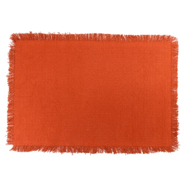 Jogo americano Rustic Orange - ATELIER COUVERT
