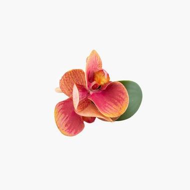 Porta guardanapo Phalaenopsis Dupla - ATELIER COUVERT