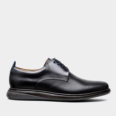 Sapato Masculino Derby - Winchester All Black - We Basic - Sapatos Masculinos