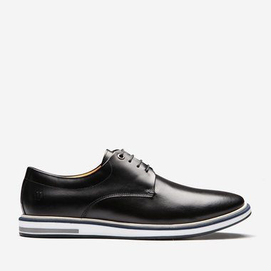 Sapato Derby Giovanni Black - We Basic - Sapatos Masculinos