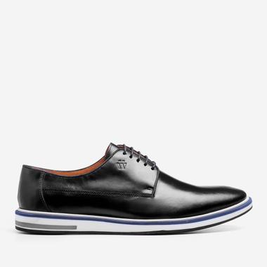 Sapato Masculino Derby - Louis Black - We Basic - Sapatos Masculinos