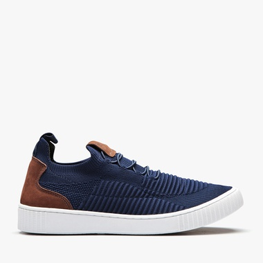 Tênis Masculino Tear - Navagio Blue - We Basic - Sapatos Masculinos