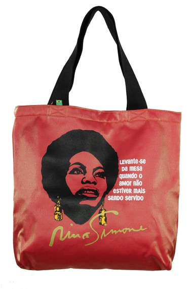 Bolsa Nina Simone Amor Fúcsia