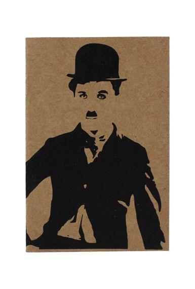 Cartão Charles Chaplin