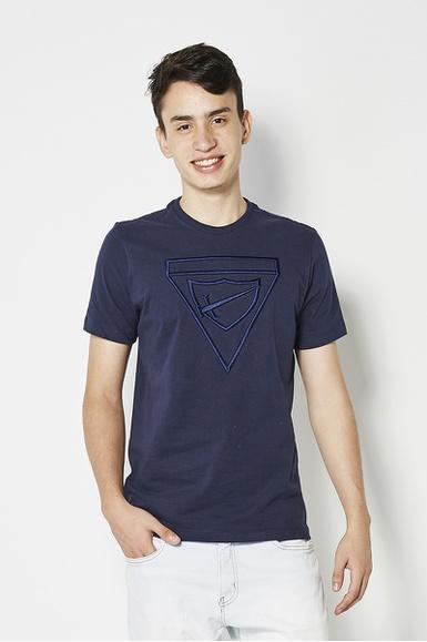 Camiseta Bordada DBV Masculina - IPROMOVE