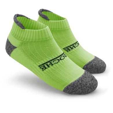 Meia Masculina Runner - Verde Limão - 02154-2726 - Calçados Laroche