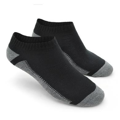 Meia Masculina CasuAL Confort - Preto - 02155-2729 - Calçados Laroche