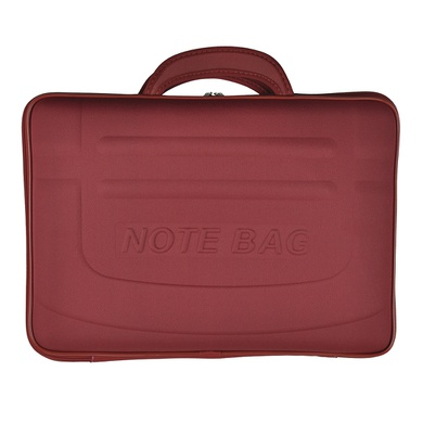 Maleta para Notebook com Alça 15 Polegadas - Vermelha - 02166-3043 - Calçados Laroche