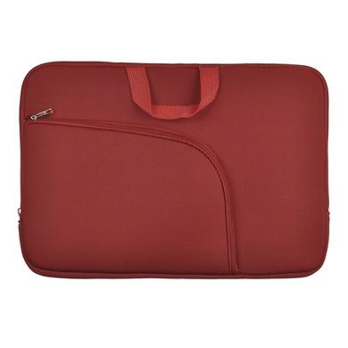 Luva para Notebook com Alça 17 Polegadas - Vermelha - 02173-3047 - Calçados Laroche