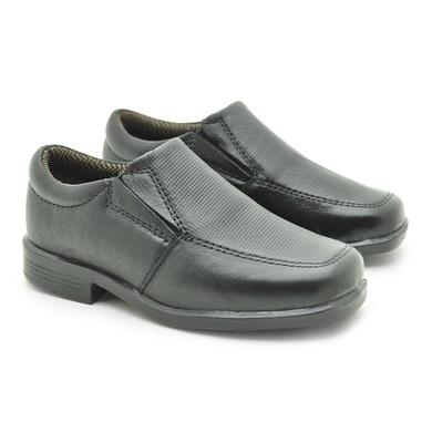 Sapato Social Fortaleza Babie Couro - Preto - 02689-1625 - Calçados Laroche