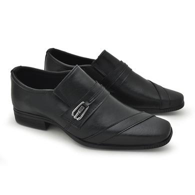 Sapato Masculino Social Bonanza Preto - 02321-2658 - Calçados Laroche