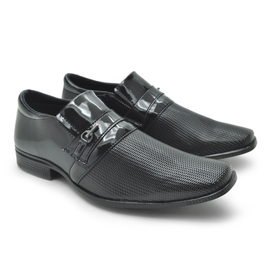 Sapato Las Vegas Masculino Social - Preto - 08903-2805 - Calçados Laroche