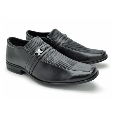 Sapato Las Vegas Masculino Social - Preto - 08904-2809 - Calçados Laroche