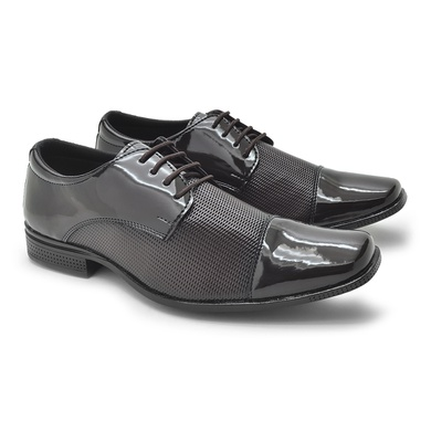 Sapato Las Vegas Masculino Social - Café - 08905-2806 - Calçados Laroche