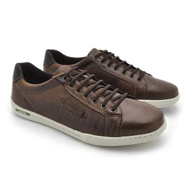 Sapatenis Boxter Masculino - Brown - 06710-2632 - Calçados Laroche