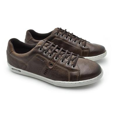 Sapatenis Boxter Masculino - Chocolate - 06711-2673 - Calçados Laroche