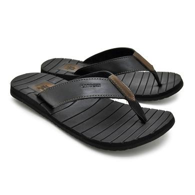 Chinelo Masculino Malibu Preto - 04901-2591 - Calçados Laroche