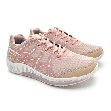 Tênis Nid Feet Nylon Feminino - Rosa - 05671-3026 - Calçados Laroche
