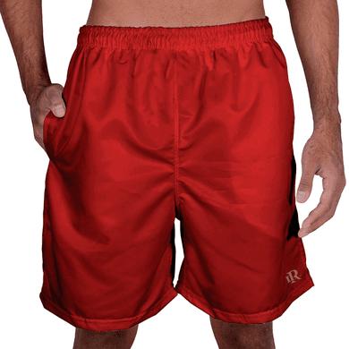 Short Praia Laroche- Vermelho - 02174-3079 - Calçados Laroche
