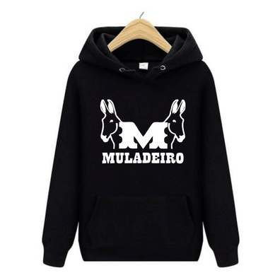Moletom Country Muladeiro Preto - MCM - JMCOUNTRY